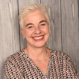 Sylvia Grünhagen, Leiterin der Geschäftsstelle